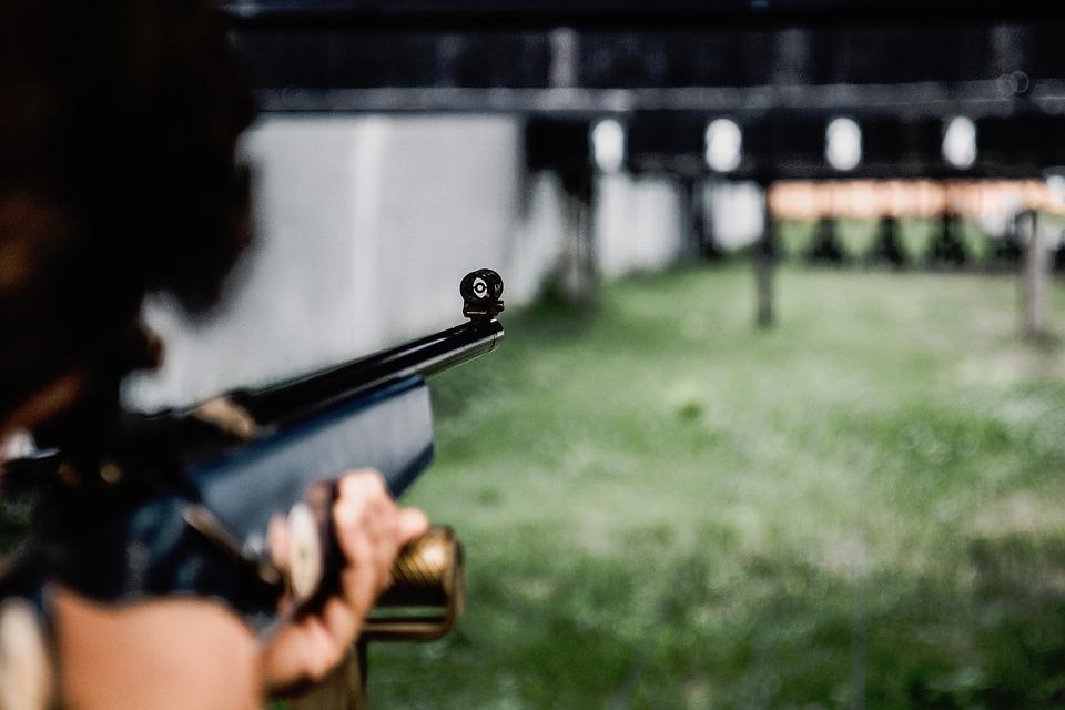 skyde til måls