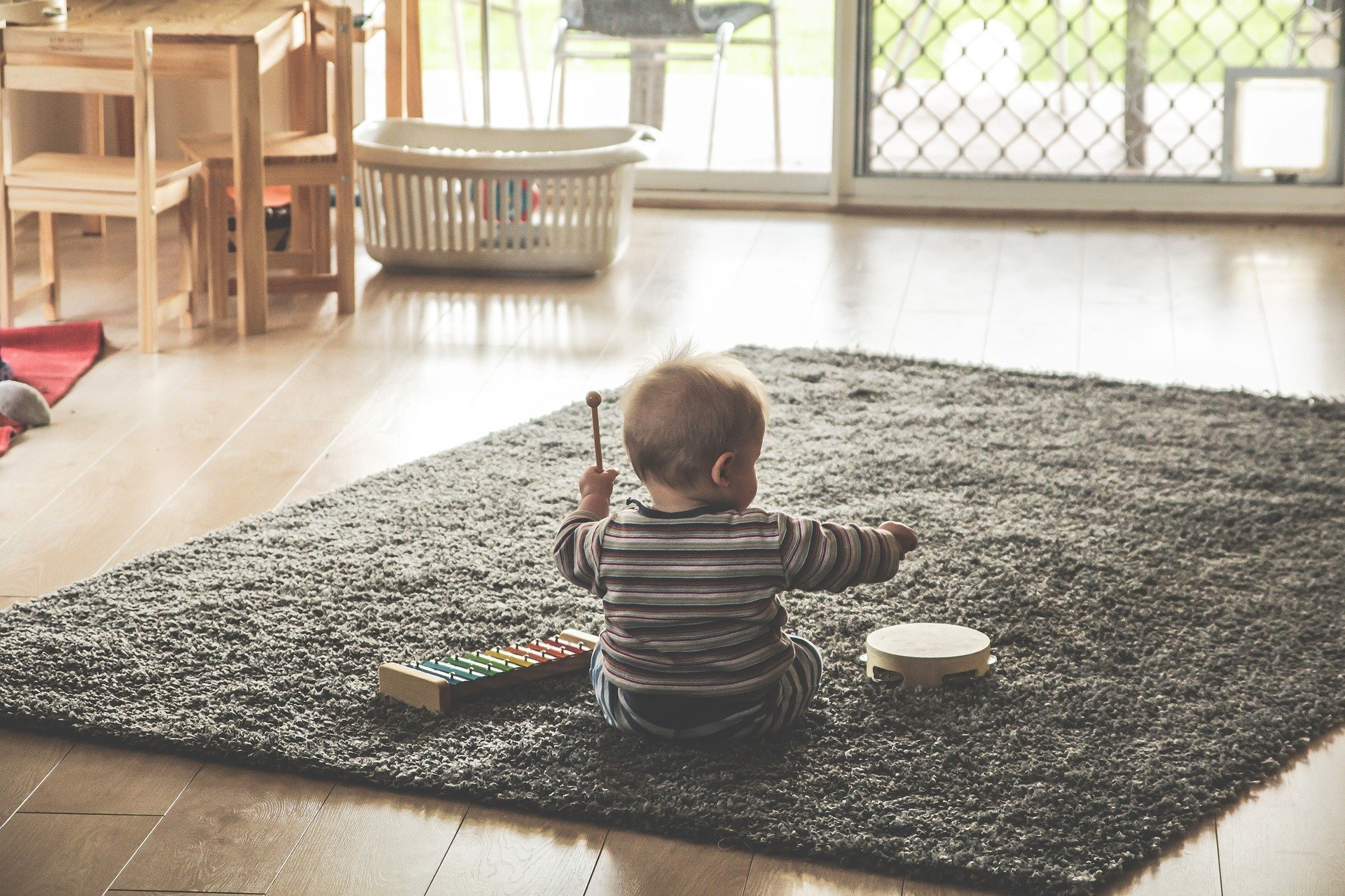 baby xylofon