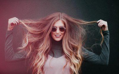 Sådan holder du dit hår sundt